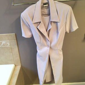 Dresses & Skirts - 2 piece lavender dress suit